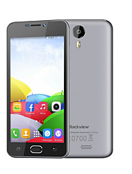 "Blackview Blackview BV2000 5.0 "" Android 5.1 Smartphone 3G ( Due SIM Quad Core 8 MP 1GB + 8 GB Grigio )"
