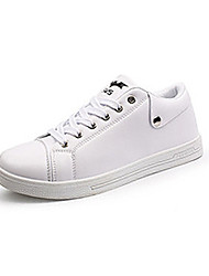 Other Other Casual Shoes Men's Breathable Low-Top Leisure Sports White / Black / Brown