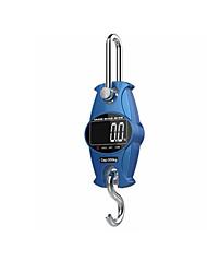 портативные электронные весы (максимальный масштаб: 300кг, синий)