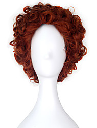 Cosplay Wigs Super Heroes Movie Cosplay Brown Solid Wig Halloween / Christmas / New Year Male