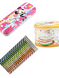 Three-Piece Stationery Pen Piggy Bank