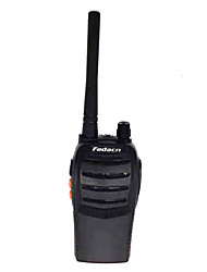 With Waterproof 5W UHF403-470MHz Fadacn 5F Small Handheld Walkie Talkie