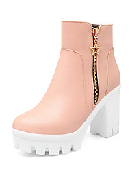Women's Shoes   Wedges / Platform / Fashion Boots Boots Outdoor / Office & Career / Casual Platform