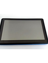 7 Inch Blue Edge Outside The Automobile Portable GPS Navigation