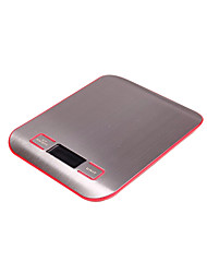 Kitchen Electronic Scale Metal Stainless Steel Electronic Baking Said Food
