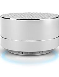Mini Bluetooth de áudio / telefone móvel / sem fio alto-falantes / metal / de inserção de cartão portátil