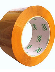 couleur jaune matière plastique emballage&expédition ruban adhésif double face un pack de deux