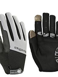 Sports Gloves Unisex Cycling Gloves Spring Autumn/Fall Winter Bike Gloves Anti-skidding Breathable Windproof Full-finger GlovesCycling