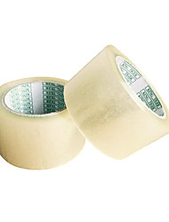 Wide 6.0Cm Thick 1.7Cm Transparent Adhesive Tape Sealing Tape
