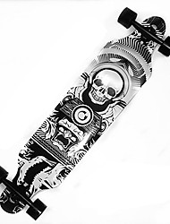 Longboards Skateboard for Professional 41 Inch ABEC-9-Black