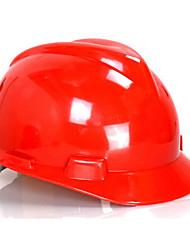 usure anti-statique rouge, jaune, blanc et bleu casque importé abs en forme de V