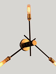 LED Lâmpadas de Braço Móvel,Rústico/Campestre Metal