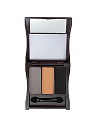 Matte Eyeshadow Color Easily Fine Powder