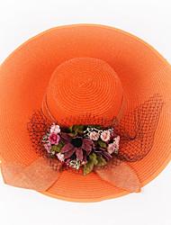 OUFULGA Summer Korean Version  Big Hat Sunscreen Sun Hat Bbeach Cap