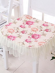 Rural Amorous Feelings Fabric Lace Tablecloth Cushion Of The Chair Cover 45*45cm