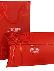 colore rosso, altri imballaggi di materiale&regalo Trasporto scatola un pacchetto di tre