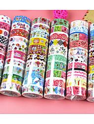 bande diy main korean fantaisie de couleur la version dessin animé super mignon bande