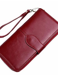 Women Cowhide Casual Evening Bag / Wallet