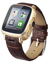 """Ordro SW18 montre intelligente 3G, appuyer sim&carte de TF, imperméable à l'eau IP67, 1,54 """"LCD TFT de résolution 240 * 240"""