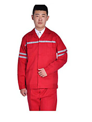 Cotton Long-sleeved Fire-retardant Clothing Size 180