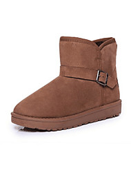 Women's Boots Winter Platform / Riding Boots / Fashion Boots / Bootie / Comfort / Combat Boots /  FlatsPatent Leather /