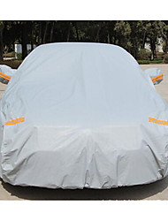 Sun thickened car cover for car