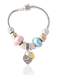 Chain Bracelets 1pc, Bracelet Personality Round 514 Alloy Jewellery