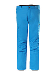 GSOU SNOW® Ski Wear Pants/Trousers/Overtrousers Men's Winter Wear Polyester Winter ClothingWaterproof / Breathable / Thermal / Warm /
