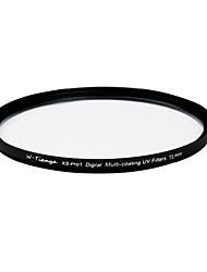 TIANYA® 72mm MCUV Ultra Slim XS-Pro1 Digital Muti-coating UV Filter for Canon 15-85 18-200 17-50 28-135mm Lens
