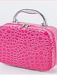 Women PU Casual Cosmetic Bag