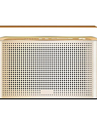 EDOX Mobile Power Bluetooth Speaker Rechargeable Metal Portable High Power Car Audio