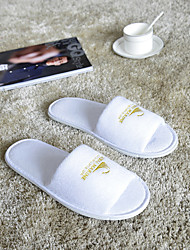 Comfortable Solid Indoor Slippers