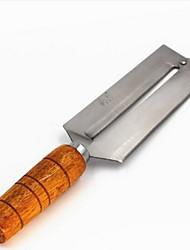 Faca de aço inoxidável-Aço Inoxidável-25*6*2cm