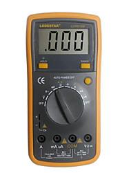 mão intervalo automático medidor digital universal (modelo: ld9815b, display máx: 3999)