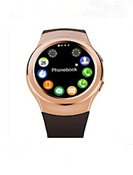 Smart Watch Round Screen can be Inserted into the Micro SIM Card Words Measuring Heart Rate Bluetooth Sports Watch