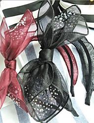 Damen Spitzen Kopfschmuck-Hochzeit Stirnbänder 1 Stück