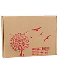 colore giallo altri imballaggi di materiale&f2 spedizione rafforzare scatole di imballaggio un pacco di diciassette anni