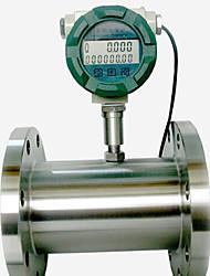 interruptor de fluxo do medidor de vazão de turbina líquido corrosivo