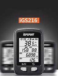 Ciclismo/Moto Computador de BicicletaGPS / Bluetooth / Monitor de Atividade / Monitores de Batimentos Cardiacos / Termômetros / Clima /