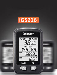 GPS Bike Computers Bluetooth/ActivityTracker/HeartRateMonitors/Temperature Instruments/ Weather /