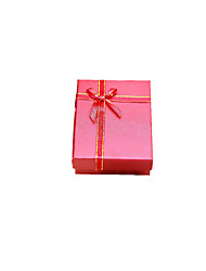 Red Color Packaging & Shipping Gift Packaging Box A Pack of Six