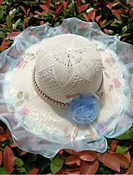 Women Straw Straw Hat,Casual Spring / Summer / Fall