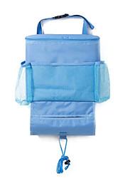 multifonctionnel oxford chaise de voiture en tissu sac à dos, siège de voiture sac de dossier, sac d'isolation