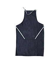 Anti Fouling Kitchen Restaurant Denim Apron  Size 1.2 M  Two Pieces of A Sell