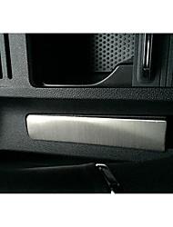 Volkswagen Lavida travão de mão Taiwan aço inoxidável lantejoulas consola guarnição lavida modificações interiores colar