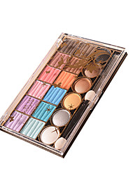 Colorful Fashion Multi-color Eyeshadow Makeup Box