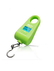 Mini Portable Electronic Scales(Maximum Scale: 20KG,Green)