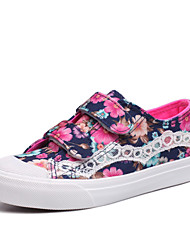 Girls' Shoes Outdoor / Athletic / Casual Canvas Flats Spring / Summer / Fall Comfort / Round Toe / Flats Flat HeelOthers