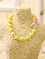 Girls Necklace,All Seasons Others Multi-color