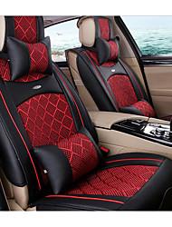 2016 couro novo desgaste respirável de verão fresco feitiço especial de gelo ao redor do assento do banco do carro 3d